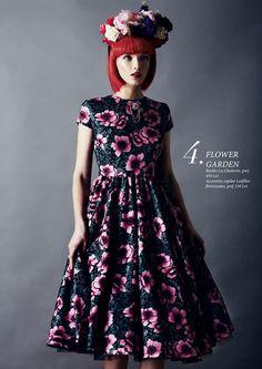 Marina Serbul by Stefan Dani forRumours Magazine,March 2013