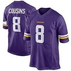 4bb5df685 Outerstuff Stefon Diggs Minnesota Vikings  14 Purple Youth Home Player  Jersey (Medium 10 12)