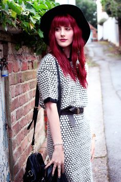 Red Hair With Bangs, Co Ord, Hairstyles With Bangs, What I Wore, Personal Style, Asos, Fashion Outfits, How To Wear, Bang Hairstyles