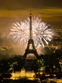 NYE in paris