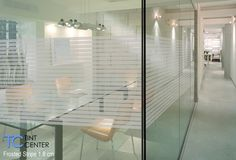 **temple** - Glass Film @ study rooms -