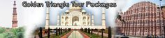 Golden Triangle Tour - Golden Triangle Tours covers the 03 main Cities of India (Delhi, Agra, Jaipur) ranked top among the all tours of India and plays a special place in India Tourism. One can easily experience the culture of India by taking Golden Triangle Tour which starts from New...