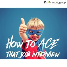 Job Interview Tips: Great advice via @arrow_group  Ever wondered why some people always seem to land the job they wanted?  Why do they seem to be so lucky?  The truth is . They have taken time and made the effort to be prepared. Just as an athlete trains for an event or an actor rehearses before a play to increase your chance of landing your dream job thorough preparation is essential.  The internet is a brilliant first step in your interview preparation.  With most companies having a…