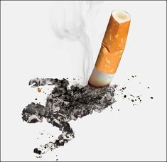 Below is a collection of creative anti-smoking advertisements for anti-smoking campaigns that will serve as an eye-opener for the public. Stop Smoking Aids, Ways To Stop Smoking, Help Quit Smoking, Smoking Kills, Anti Smoking, Anti Tabaco, Creative Advertising, Advertising Design, Portal Do Professor