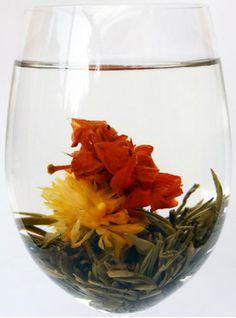 Op zoek naar bijzondere thee en theebloemen? Kijk hier