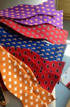 bowties for every SEC gameday