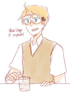 Haha, see, my headcanon is that Alfred is a total science nerd (he'd make a pretty awesome science teacher tbh)
