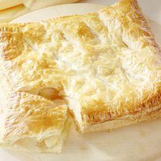 Puff pastry pie!