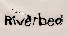 Riverbed by Olafur Eliasson, Louisiana Museum of Modern Art August 2014 through January 2015 Typo Logo, Logo Sign, Type Design, Layout Design, Graphic Design, Studio Olafur Eliasson, Xl Recordings, Experimental Type, Identity