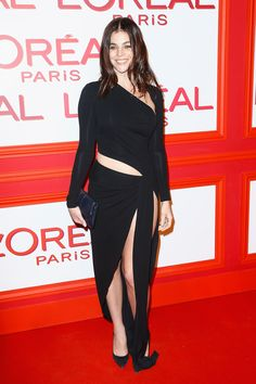 Julia Restoin Roitfeld à la soirée L'Oréal Red Obsession