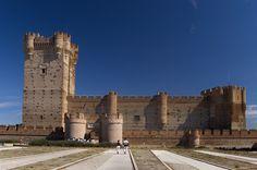 La Mota Castle, Valladolid