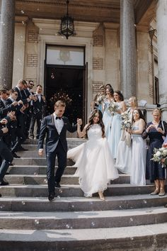 Hochzeit in Wien Bridesmaid Dresses, Wedding Dresses, Wedding Couples, Fashion, Wedding Photography, Nice Asses, Bridesmade Dresses, Bride Dresses, Moda