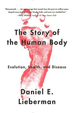"""Read """"The Story of the Human Body Evolution, Health, and Disease"""" by Daniel Lieberman available from Rakuten Kobo. In this landmark book of popular science, Daniel E. Lieberman—chair of the department of human evolutionary biology at H. Evolutionary Biology, The Body Book, Human Evolution, Out Of Touch, Thing 1, Science Books, Physiology, The Guardian, Reading Online"""