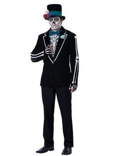 Adult El Novio Muerto Costume by Fancy Dress Ball