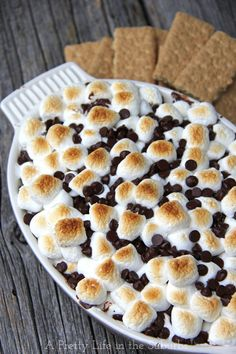 S'more Cheesecake Dip