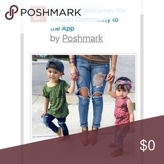 Poshmark & Totspot HUGE NEWS Poshmark acquires TOTSPOT. Thank you Poshmark for expanding the community! Other