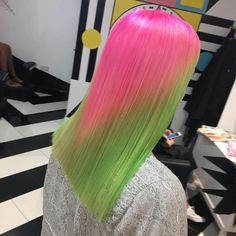 When creative colours stop being DIY a whole new world begins.  Choose the experts. #nofilter by Sophia Hilton @hiltonsophia by notanothersalon