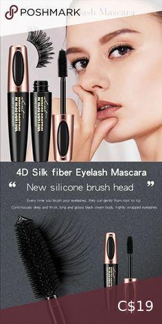 4D fiber mascara Longer and healthier looking eyelashes Makeup Mascara Estee Lauder Mascara, Mascara Primer, Maybelline Mascara, 3d Mascara, Fiber Mascara, Waterproof Mascara, Sephora Makeup