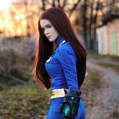 Fallout cosplay Fallout Cosplay, Fallout Fan Art, Fallout Funny, Most Popular Series, Best Rpg, Video Game Cosplay, Space Fashion, Zombie Walk, Fallout New Vegas