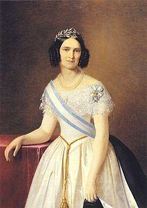 Adelgunda di Baviera, consorte di Francesco V