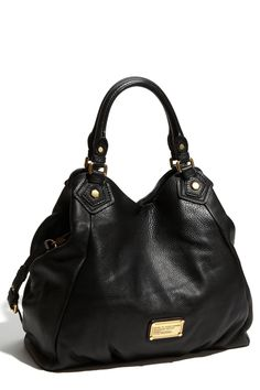 'Classic Q - Francesca' Leather Shopper by Marc by Marc Jacobs on @nordstrom_rack