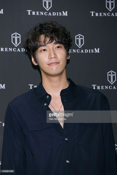 Actor Kim Young-Kwang attends the photocall for 'TrencadisM' Launch on June 23, 2016 in Seoul, South Korea.