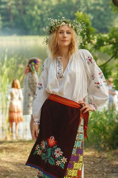 ivana+kupala | DeviantArt: More Artists Like Ukrainian traditional clothes - Zhytomyr ...