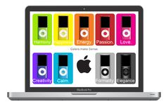 Ipod nano adver on a mac for #disebasico