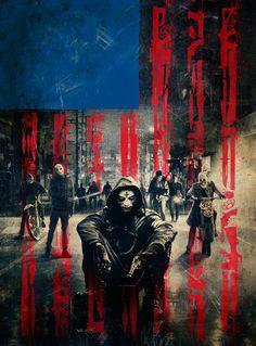 purge anarchy   Nuevo sintext poster de THE PURGE: ANARCHY