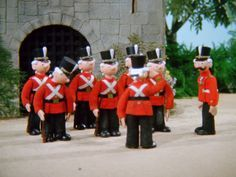 Pippin Fort - Chigley. Or was it Camberwick Green...or Trumpton? So much confusion for a child!