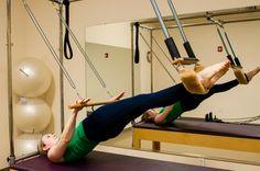Pilates at the Philadelphia Dance Academy! Photo Credit: Lori Foxworth of Studio Nine