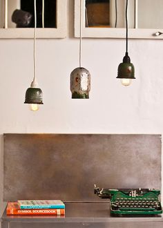 industrial inspired design | ... Examples of Industrial-Inspired Interior Design (Part 2) « Airows