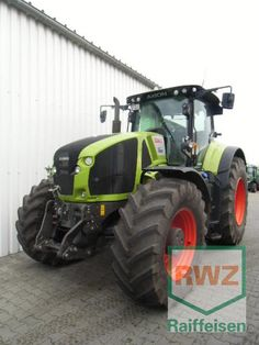 Claas Axion 930 Off Roaders, Farming, Techno, 4x4, Trains, Ships, Vehicles, Places, Autos