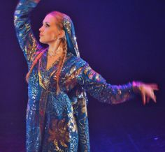 "Layali Dance Academy Student Show, Spring 2012 — Beginner, Persian Dance Music: Mocin, ""Be Didaram Bia"" Teacher and choreographer: Agnes Gagge"
