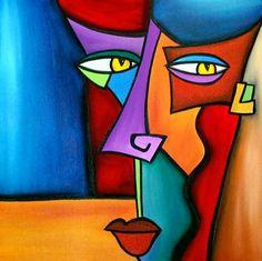 sheida.tv: Painting By Thomas C. Fedro
