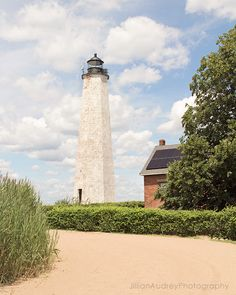 New Haven Lighthouse / Photography Print