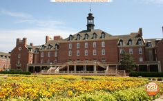 Student Union at Oklahoma State University