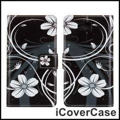 Flower Stand Wallet Leather Case for LG Optimus L9 II D605 Phone Cases Accessories for LG Optimus L9 II D605 Fundas Coque Cover
