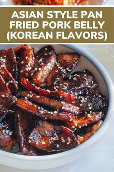 How to cook pork belly slices? pan fried pork belly, pork belly pan fried, pan seared pork belly, pan fried pork belly recipe, pan fried pork belly slices, pork belly recipes, korean pork belly, easy pork belly recipes, best pork belly recipe ever #easyrecipe #dinnerrecipes #cookingforone #singleserving #recipeforone #foodrecipes #onedishkitchen