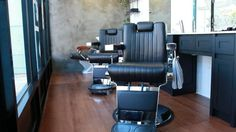 A shipshape space for a cutting edge barber | Geelong Advertiser
