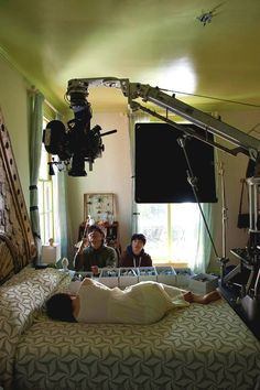 Behind the scenes of Stoker (2013)
