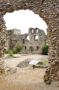 Wolvesey Castle Winchester  English Heritage