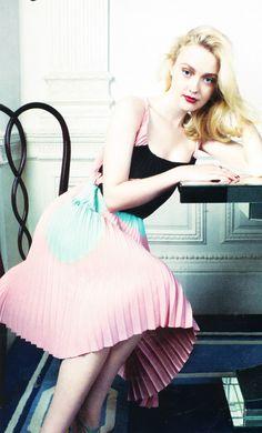 Dakota Fanning - great photo!