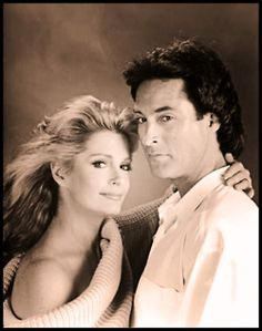 John and Marlena   Days of Our Lives Those two needs to be together for ever.