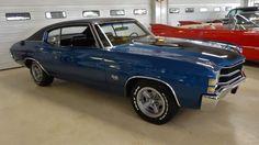 1971 Chevrolet Chevelle SS  LS5