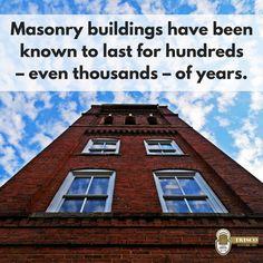 Fun #Masonry Facts