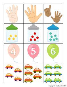 Activity Games For Kids, Math For Kids, Preschool Activities, Kindergarten, Preschool Classroom, Preschool Crafts, Prewriting Skills, Learning Numbers, Early Childhood Education