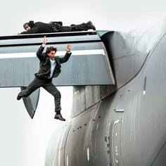 As agent Ethan Hunt, Tom Cruise has leaped from the world's tallest building, jumped off Shanghai's soaring skyscrapers, and scaled mountains bare-handed. But those stunts take a backseat to Missio…