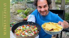 Tacofärs med egen kryddblandning   Markus Aujalay - YouTube Tacos, Swedish Recipes, Guacamole, Youtube, Ethnic Recipes, Food, Food Food, Essen, Meals