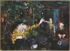 artist painter daniel richter